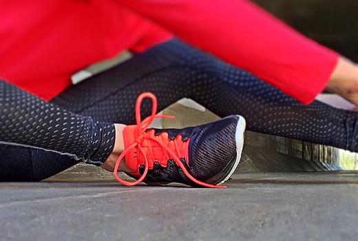 Obuwie na zajęcia fitness i siłownię