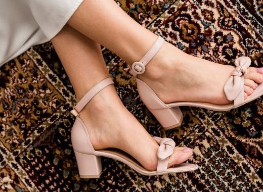 Nowa kolekcja butów ślubnych Moniki Kamińskiej, w tym obuwie wegańskie!