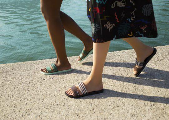 Czas na klapki i sandały!