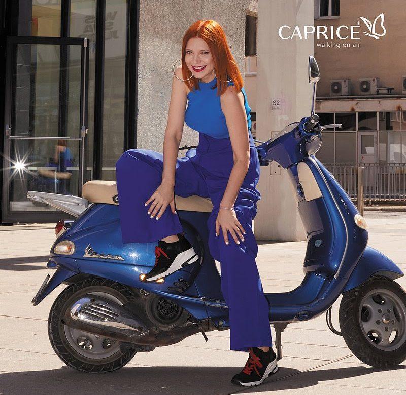 CAPRICE z nową ambasadorką